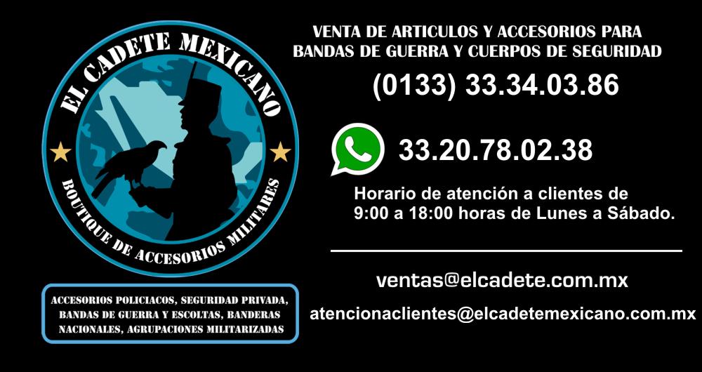 ARTICULOS MILITARES Y PARA CUERPOS DE SEGURIDAD EL CADETE DE ... 5e7cc3968ac